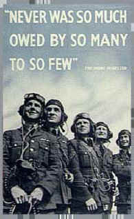 Go to The Battle of Britain Website