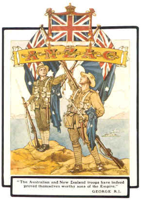 Click to go to the Anzac Book