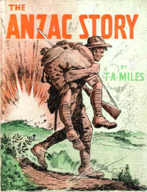 Click to go the The Anzac Story
