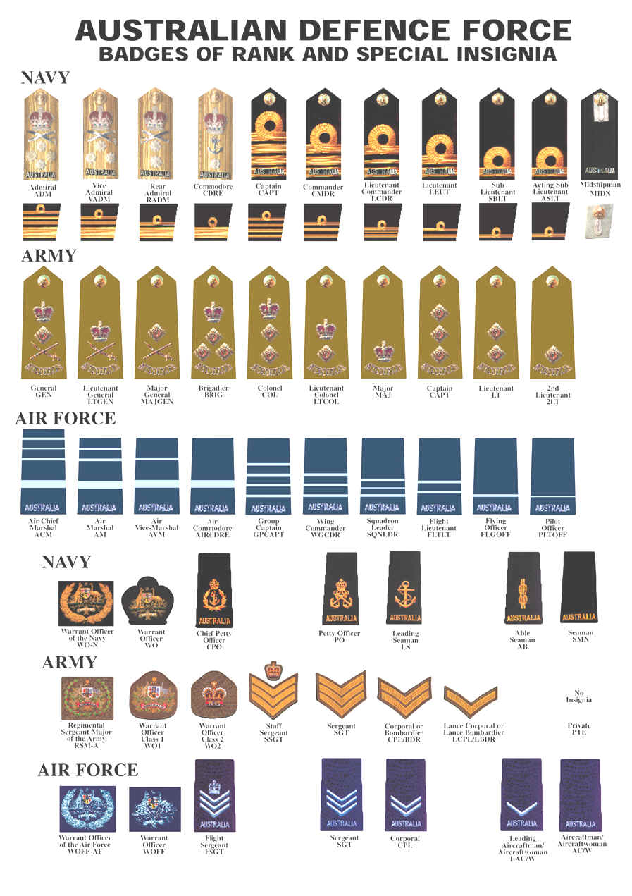 Air force uniform badges — 2