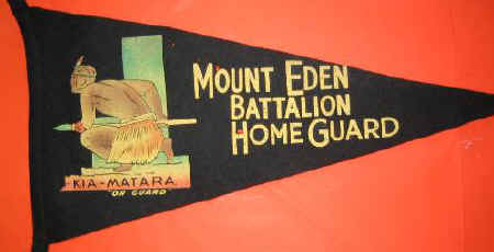 HOME GUARD PENNANT