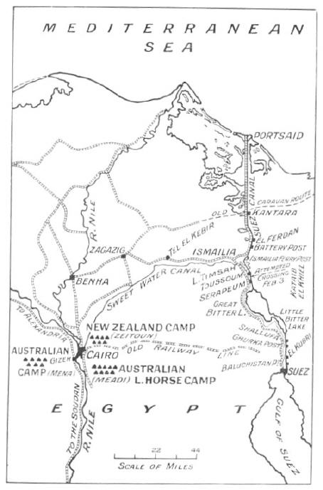 Zeitoun Training Base Egypt - Map of zeitoun egypt
