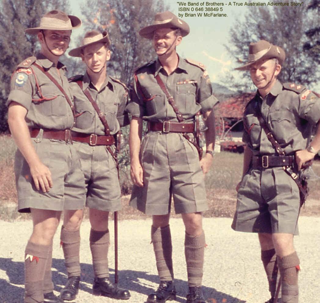 australian soldier nickname